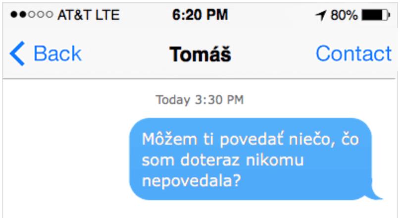 1244f1018 Ako získať tvojho bývalého späť pomocou SMS správ? - Ako získať späť ...